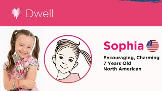 Lucy Capri: DWELL KIDS Bible App Preview