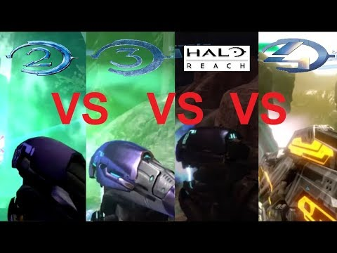 Which Halo Game Has The Best Scarab Gun?
