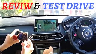 MG HS 1.5 TGI SUV Detail Review & Test Drive By AutoWheels