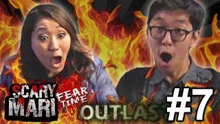 FIGHTING FIRES IN OUTLAST (Super Mari Fun Time)