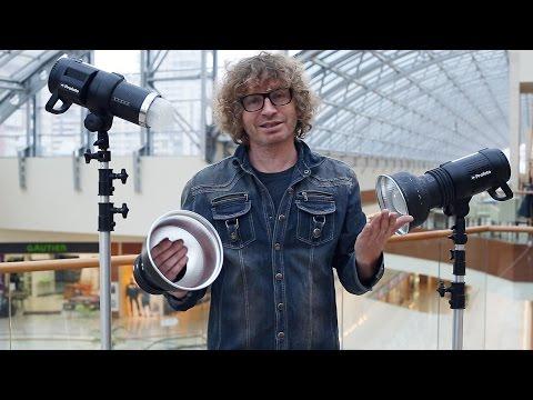 Олег Зотов: съемка лукбука с Profoto B1. Как сымитировать солнце.