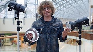 Олег Зотов съемка лукбука с Profoto B1. Как сымитировать солнце.