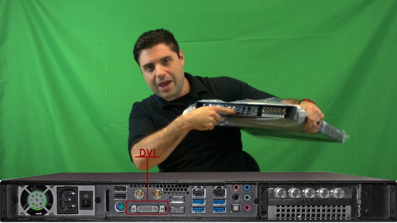 Unboxing Video of the vMix U Live Production System