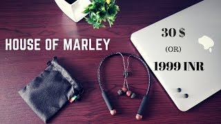 house of marley smile jamaica review Best budget bluetooth earphones