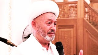 Муфтий Усмонхон Алимов огир жудоликка учради
