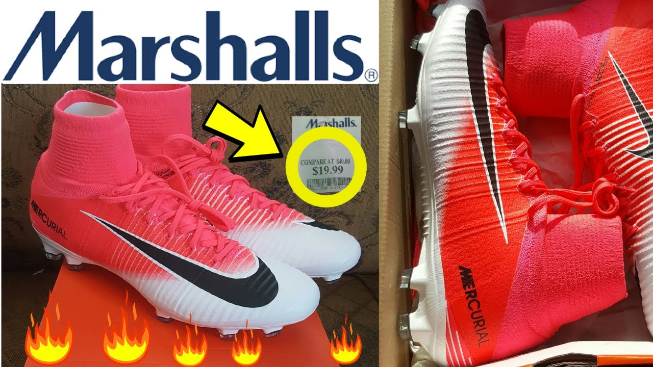db2e9d3f7f5f Soccer Finds | MERCURIAL SUPERFLY SOCCER CLEATS FOR $19.99 AT MARSHALLS? |  WATCH TO FIND OUT
