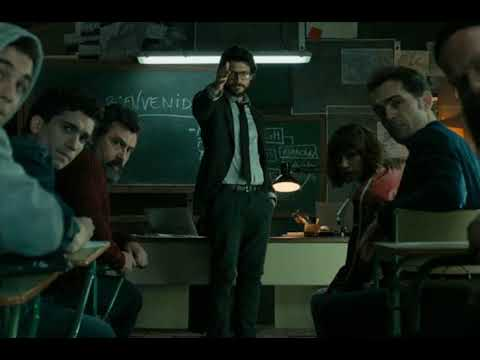 La Casa De Papel - Professor And Berlin Singing - Bella Ciao - With [Eng,Ita,Tur Subtitle]