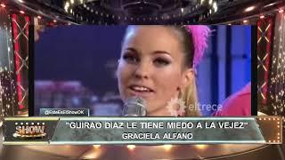 Rocío Guirao Díaz recordó cuando tuvo que ubicar a la Alfano por desearle el marido