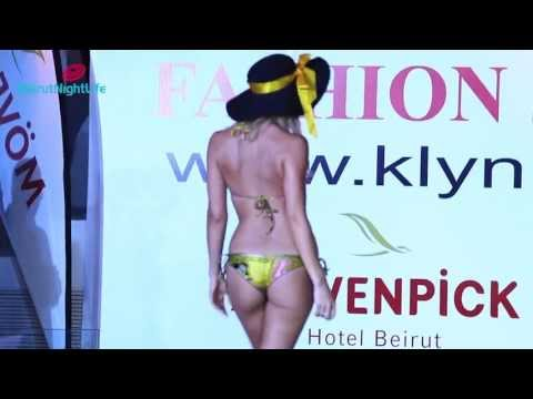 K-Lynn Fashion Show At Movenpick Hotel Beirut