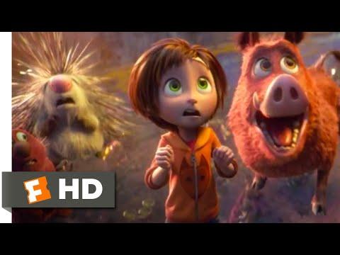 Wonder Park (2019) - Chimpanzombies Invasions Scene (5/10)   Movieclips