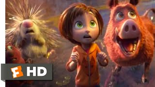 Wonder Park (2019) - Chimpanzombies Invasions Scene (5/10) | Movieclips