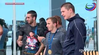 На первенстве и чемпионате Европы по ушу-саньда дагестанские спортсмены завоевали 23 золота