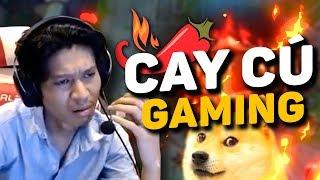 QTV: Cay Cú Gaming - Nghe Nhạc Thiền Để Tịnh Tâm