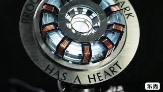 Iron Man Arc Reaktörü Action Figure MK1 Ironman Reaktör