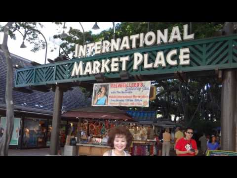 Waikiki International Market Place HD 1080p