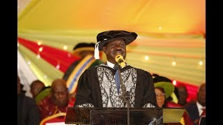 Raila Odinga wants leaders with fake Degrees arrested
