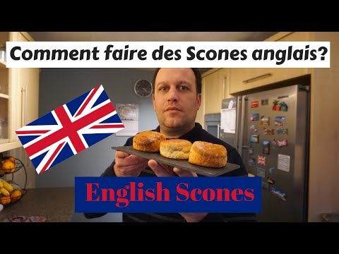 comment-faire-les-scones-anglais-?/-howe-to-do-english-scones-?