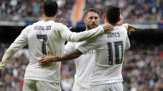 Real Madrid 4-2 Athletic Bilbao | Goles | COPE | 13/02/2016