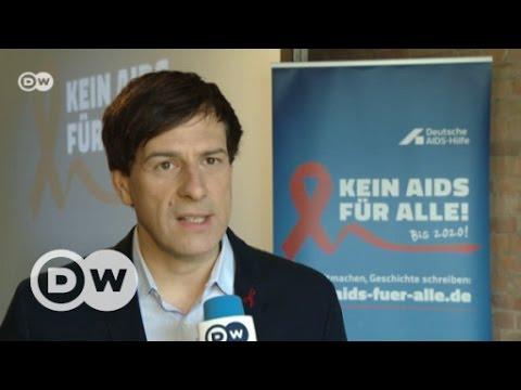 Bis 2020 soll Deutschland AIDS-frei sein | DW Deutsch