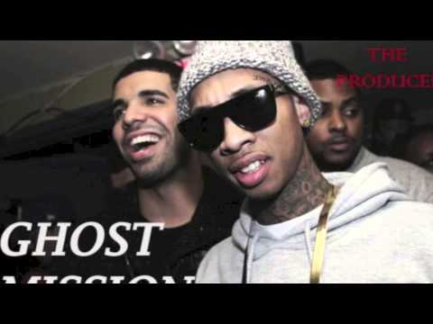 Ghost Mission- Drake x Lil Wayne x Tyga x Bobby Shmurda (Type Beat 2014) - MadPat The Producer
