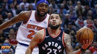 Knicks Get DESTROYED In Toronto| Knicks vs Raptors RAPID Highlights| 3.18.19