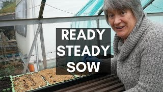 Ready, Steady, Sow! 2019 Growing Season Starts Now