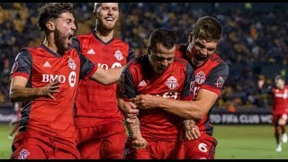 Toronto FC CONCACAF Champions League Semi Finals Analysis