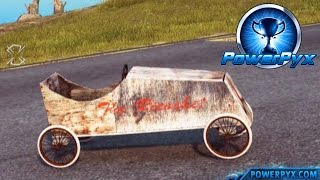 Just Cause 3 - Soap Box Car Location (Feat Fetish Trophy / Achievement Guide)