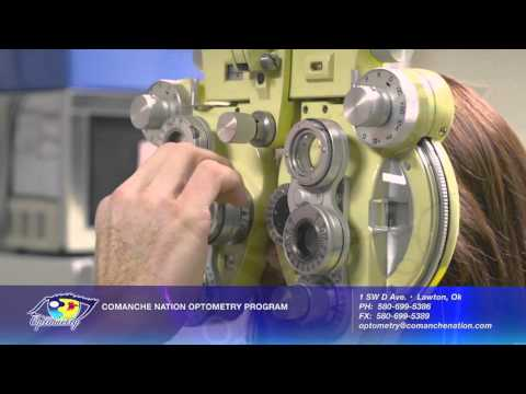 Comanche Nation Optometry Program
