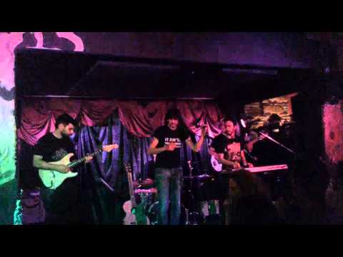Από Λάθος (Apo Lathos Band) - Τρένο Φάντασμα, Live @ Cabaret Voltaire 17-5-2013