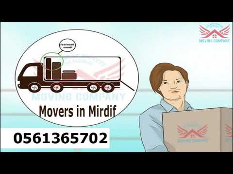 Movers in Mirdif