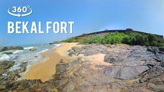 Bekal Fort | 360° video