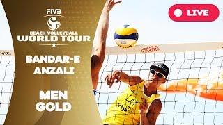 Bandar-e Anzali 1-Star - 2018 FIVB Beach Volleyball World Tour - Men Gold Medal Match