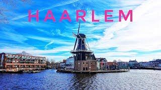 Haarlem (#Hollanda gezilecek yerler)