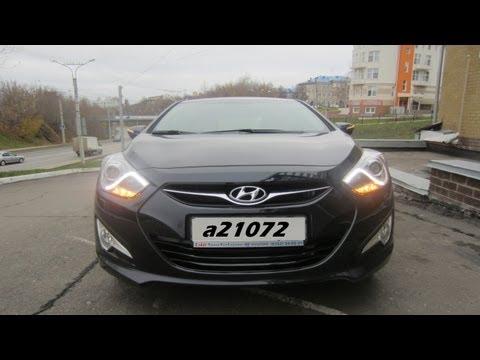 Hyundai i40 Тест драйв. Anton Avtoman.