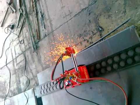 Газорезательная машина HUAWEI red