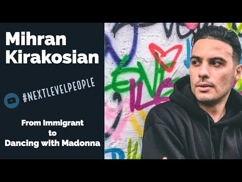 Mihran Kirakosian   How He Went From Immigrant to Famous Choreographer   Full Length Video Podcast