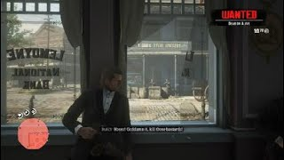 Red Dead Redemption 2 Saint Denis Bank Robbery