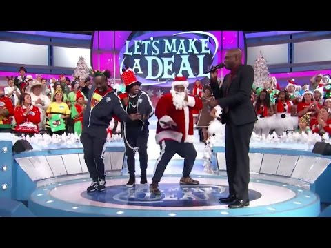 WWE NEW DAY ON LETS MAKE A DEAL!!!!!!