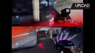 Jaxon takes the #needler into battle #JAXONPLAYSH4