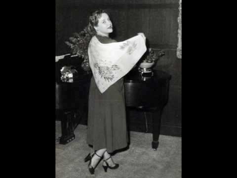 "Eleanor Steber sings ""Knoxville: Summer of 1915"" - LIVE!"