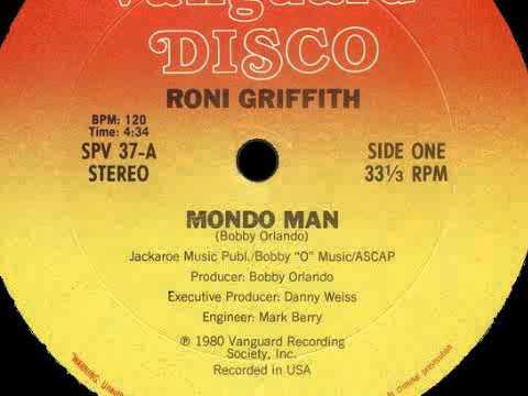 Roni Griffith  Mondo Man 1980