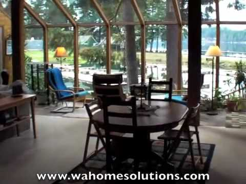 Rent to Own on Mason Lake - Waterfront living without the waterfront price