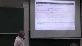 Geometric Study of Convex and Quasi-concave ...