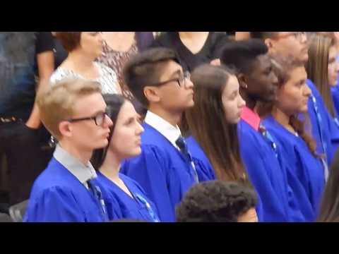 Graduation 2017 Friendship Junior High School fjhs