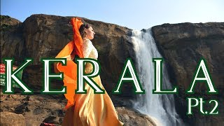 KERALA TRAVEL VLOG: EXPLORING WATERFALLS   TRAVEL VLOG IV