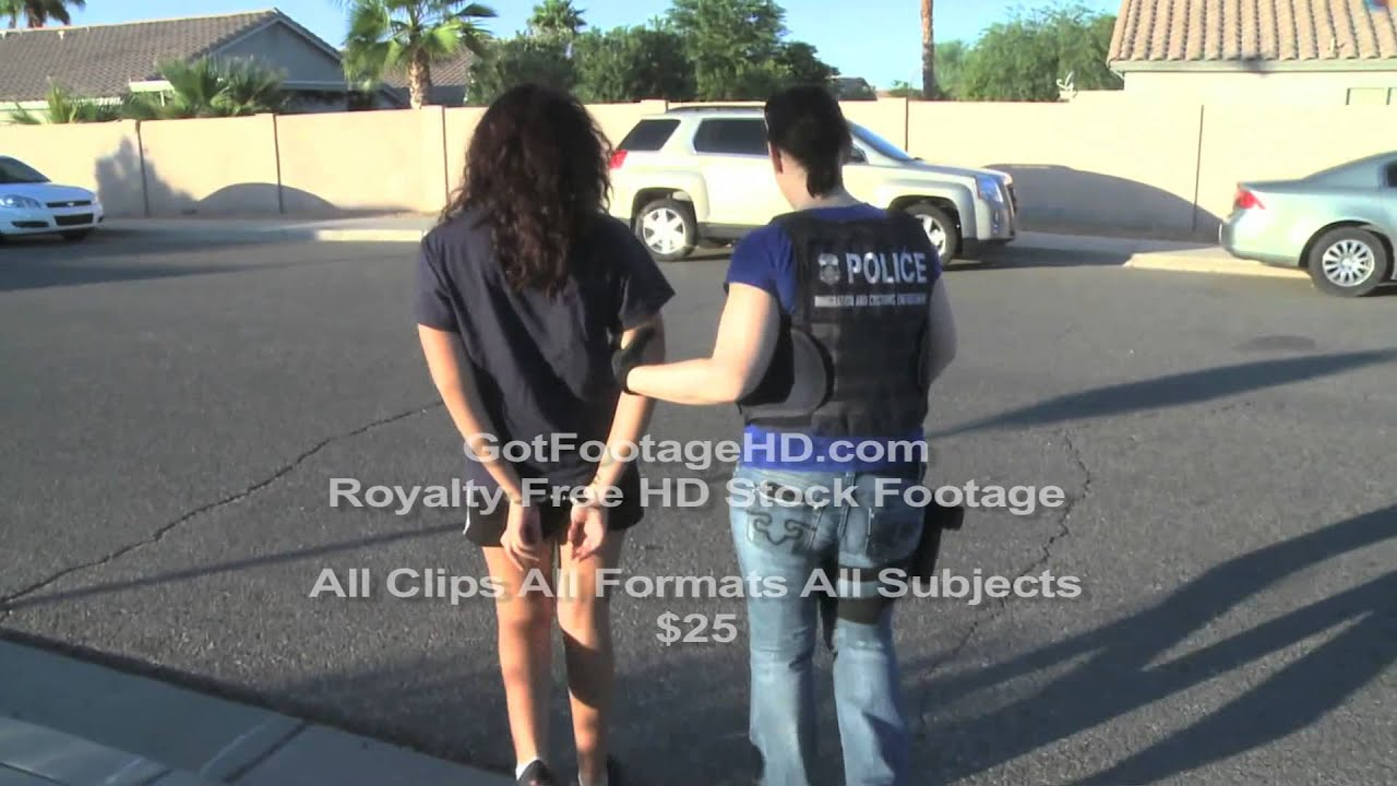 Arrested by female cop xxx pretty latin 6