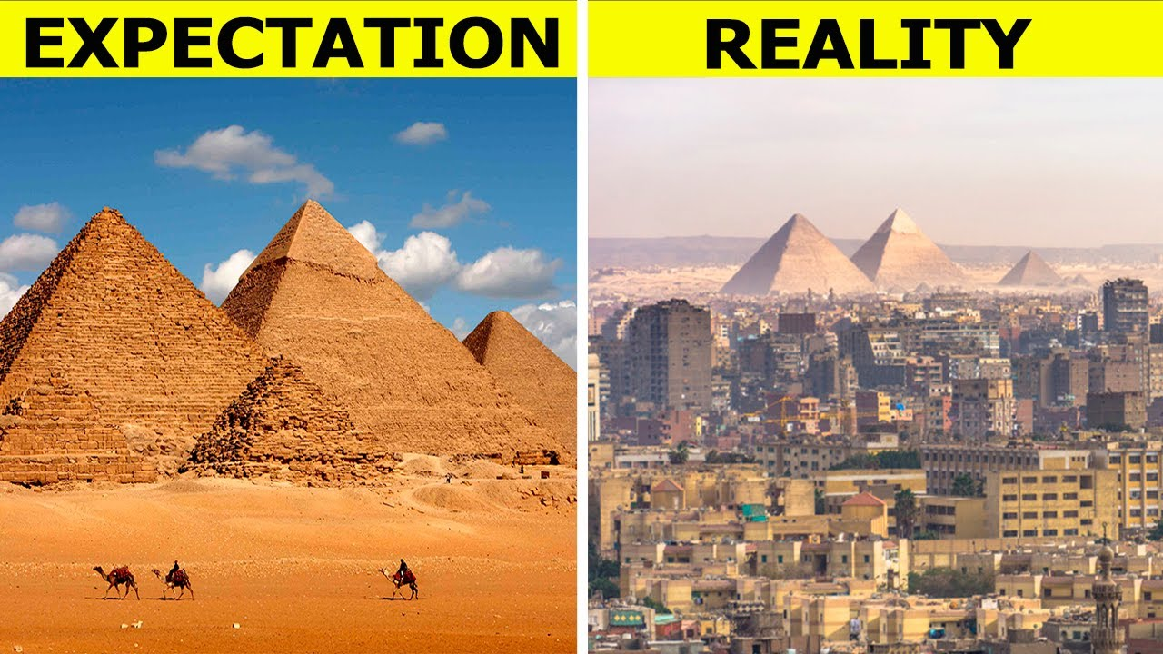 10 Surprising Examples Of Expectation VS Reality!