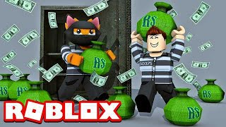 WE'RE HACKING MONEY?! Roblox [English/HD]