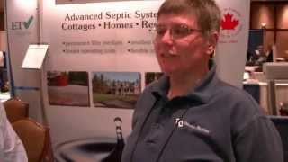 Exhibition Space Interview Marianne Willson, Waterloo Biofilter System Inc